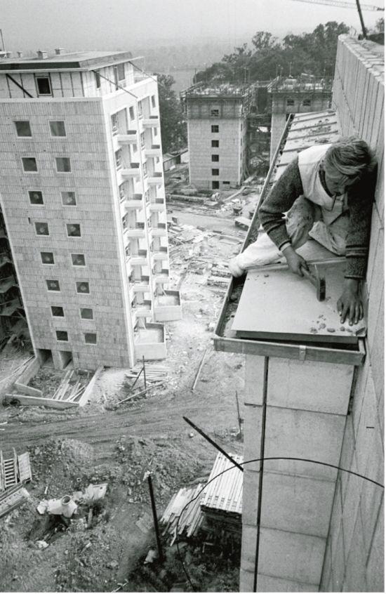 Bellahøj byggeriet