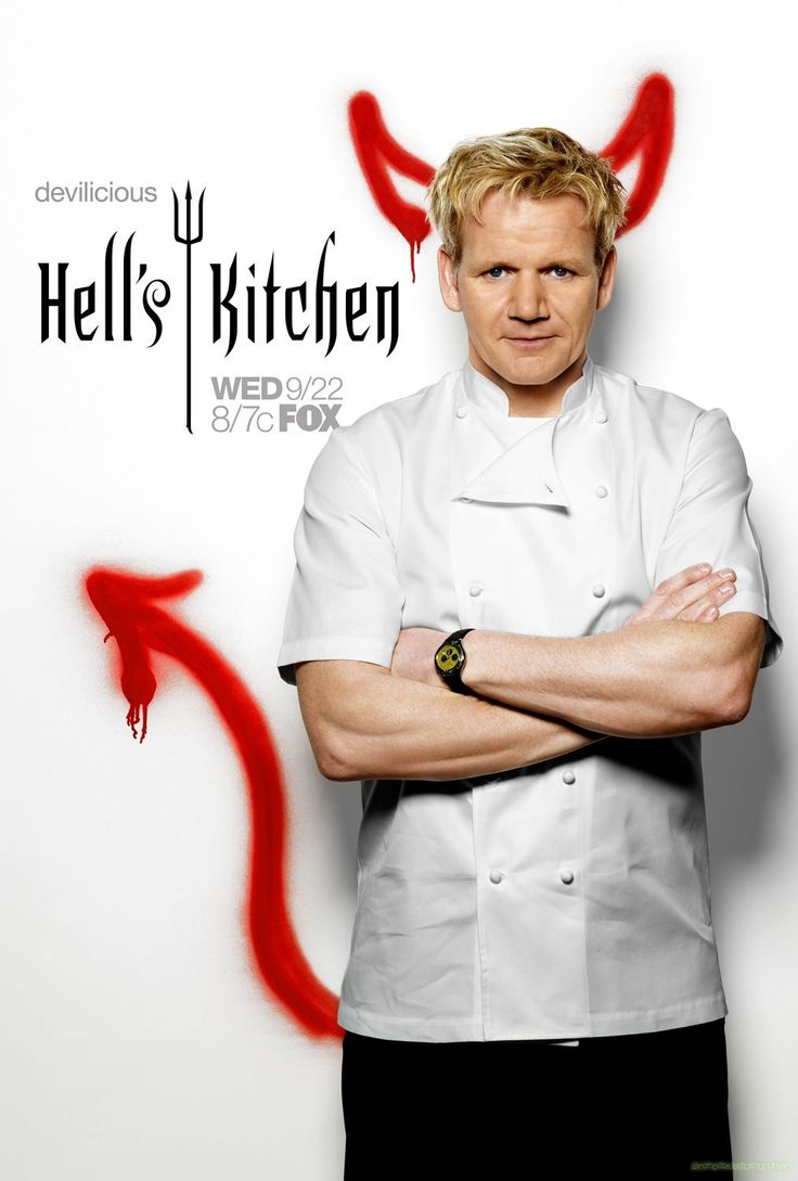 213 best Hell\'s Kitchen/Gordon Ramsey images on Pinterest | Cooking ...