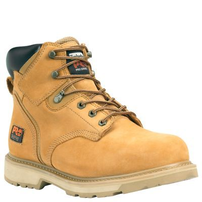 The Timberland PRO® Pit Boss is everything a steel-toe work boots should be: Safe, tough and comfortable.