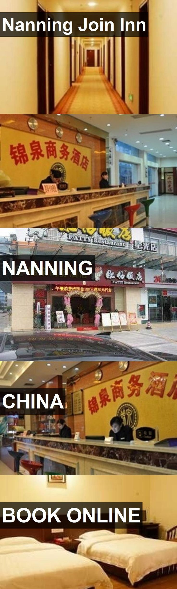 Hotel Nanning Join Inn in Nanning, China. For more information, photos, reviews and best prices please follow the link. #China #Nanning #travel #vacation #hotel