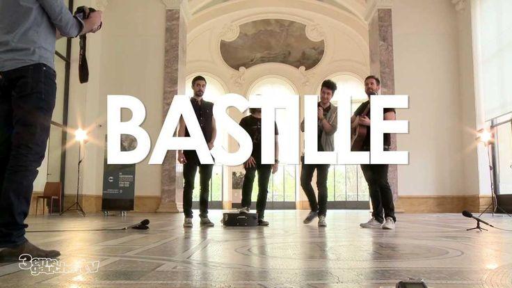 Bastille - Pompeii - Acoustic [ Live in Paris ]  Best one yet!