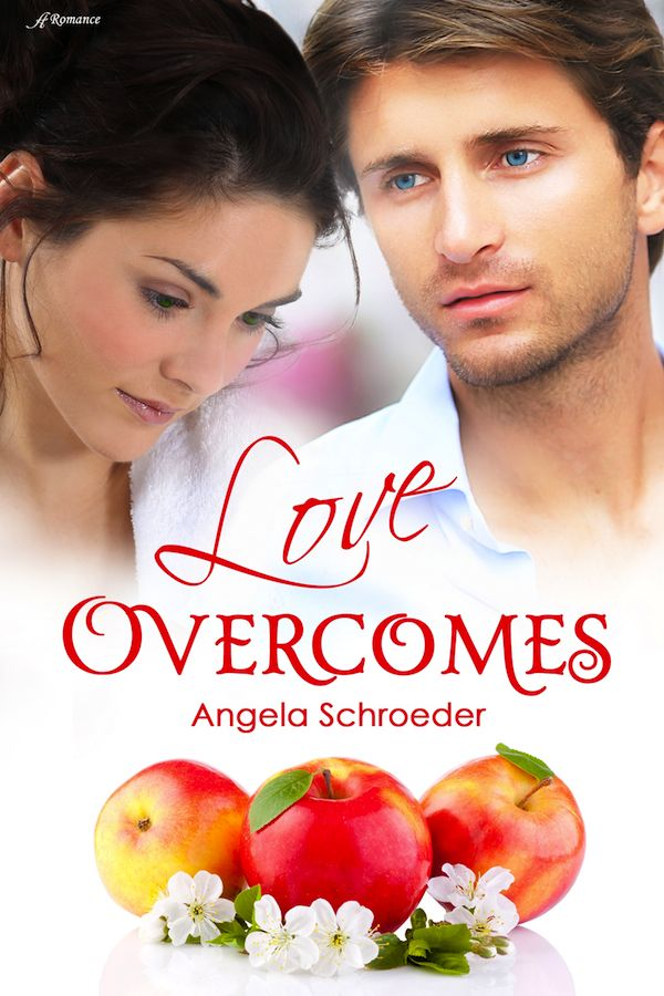 COVER REVEAL: Love Overcomes by Angela Schroeder