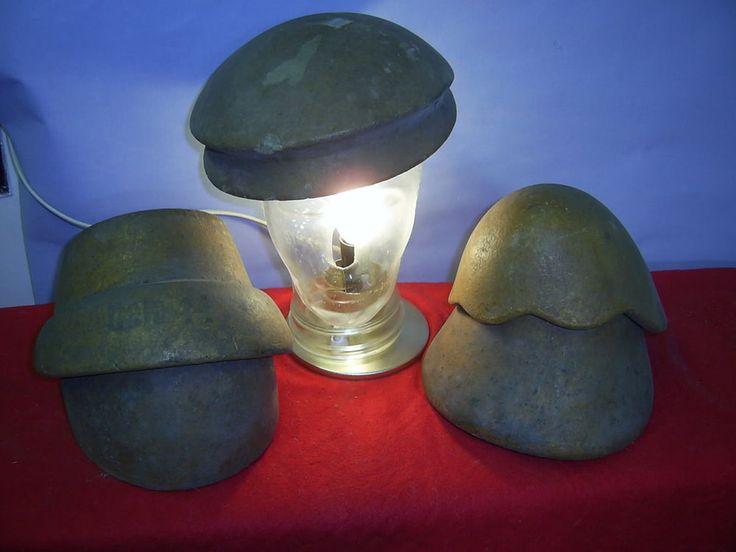 5 antike Hutformen Hutmacherformen Holz Form Filzholzform Mode Designer hatblock