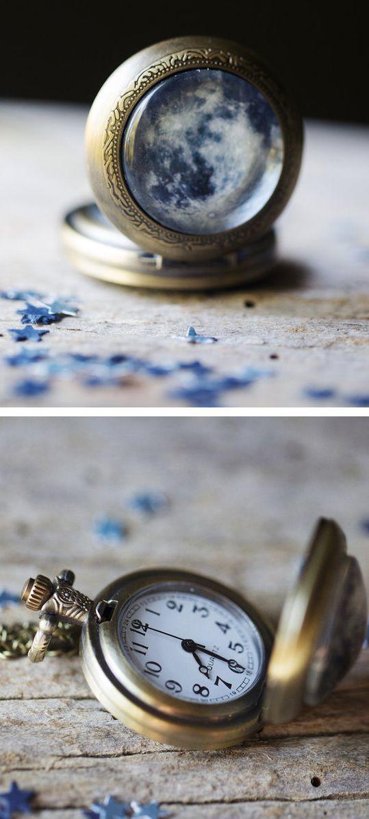 Galaxy Pocket Watch - lahdouhadihyzhqud *_* <3