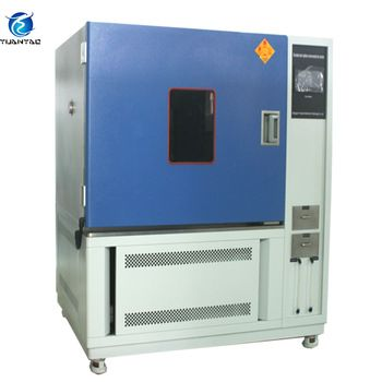 Xenon aging test machine tests the material aging-resistant performance in sunlight, rain, temperature and humidity. #xenonagingtestmachine #ASTMD7869XenonarcAgingTestChamber #laboratoryEnvironmentaltestXenonAgingChamber