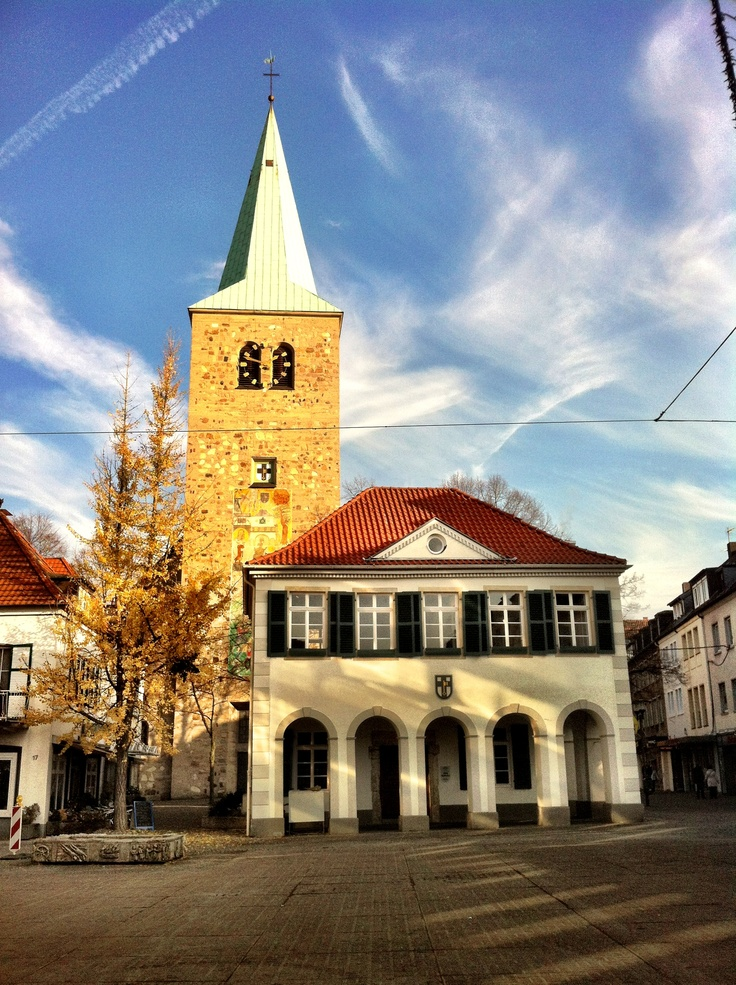 Dorsten - my hometown