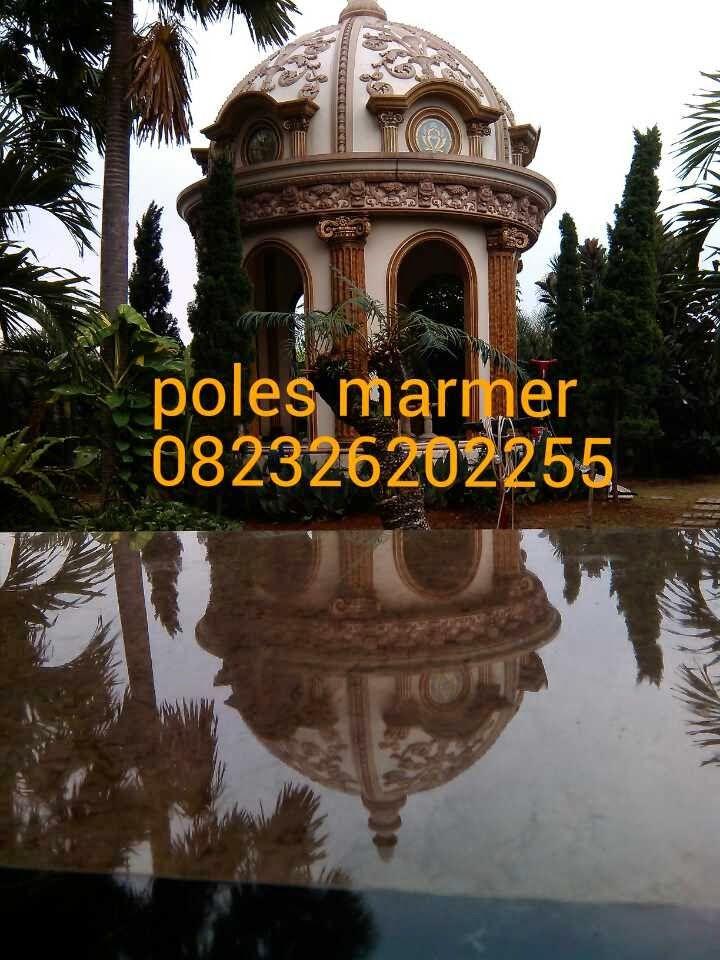 jasa poles marmer: Imam Marble and Granite Service: tukang poles marmer082326202255