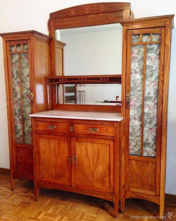 M s de 25 ideas incre bles sobre aparador antiguo en for Reparacion de muebles antiguos