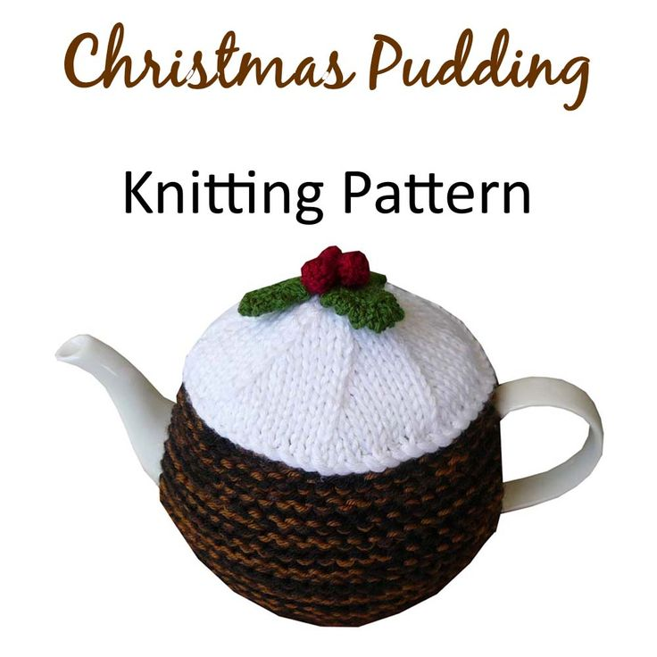 Colorful Christmas Tea Cosy Knitting Pattern Pictures Sewing Ideas