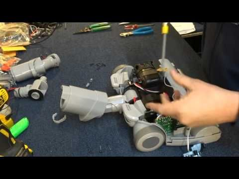 How to Replace an Electrolux Power Nozzle Coupling 1