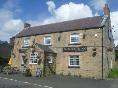 The country pub near our b&b - memories of scampi in a basket and little packs of scampi fries!