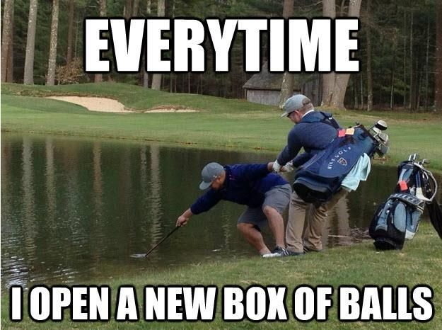 Story of my golfing life #Golf #Jokes