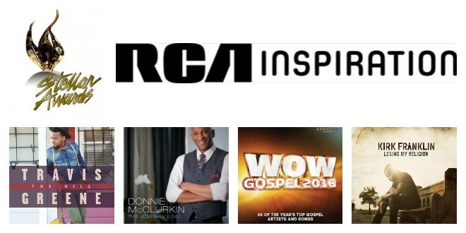 RCA INSPIRATION TOPS HONORS WITH 10 WINS AT THE 2017 STELLAR AWARDS  @RCAInspiration via @blackgospel  Travis Greene Wins Top Honors at 2017 Stellar Gospel Music Awards; Wins for Kirk Franklin, Donnie McClurkin, and WOW Gospel 2016.  #GospelMusic #RCAInspiration #GospelMusicAward #DonnieMcClurkin #IsraelHoughton #KirkFranklin #MadeAWay #MyWorldNeedsYou #PhilThornton #RCAInspiration #TravisGreene #WannaBeHappy #WOWGospel2016