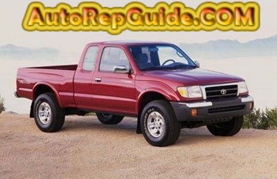 Download free - Toyota Tacoma (2000+) repair manual: Image:… by autorepguide.com