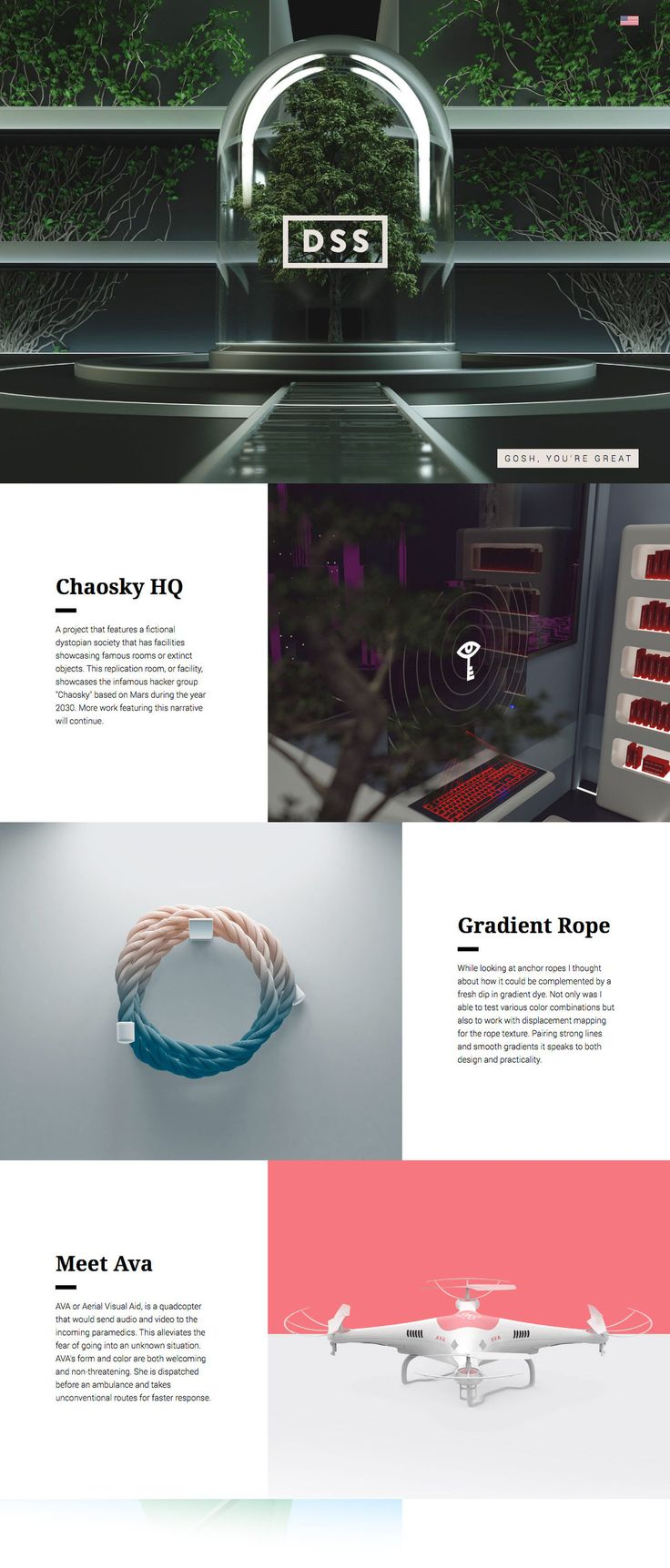 Dennis Souy Sengthong (More web design inspiration at topdesigninspiration.com) #design #web #webdesign #sitedesign #responsive #ux #ui