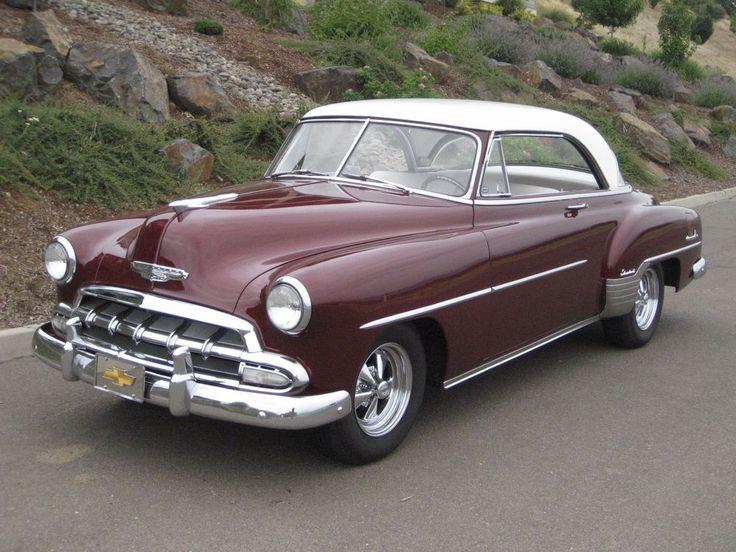 Best Classic Cars Chevrolet Images On Pinterest Vintage
