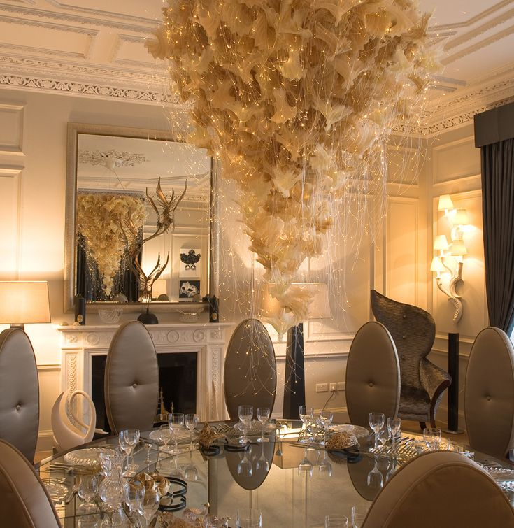Where Do Fashion Designers Hollywood Opera Houses and Luxe Hotels Turn for Ethereal Lighting Installations? & 29 best Sharon Marston images on Pinterest | Ceiling lamp ... azcodes.com