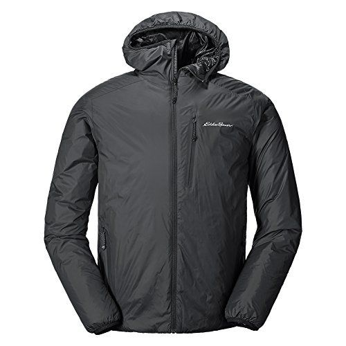 Revolutionary new Thindown® fabric replaces traditional, high-loft down clusters with ultrathin down sheets, eliminating the need for quilting or channels. It also creates maximum thermal efficiency without bulk and, since the down is uniform throughout, there are no cold spots. You get all ...  More details at https://jackets-lovers.bestselleroutlets.com/mens-jackets-coats/active-performance/down-down-alternative/product-review-for-eddie-bauer-mens-evertherm-down-hooded-j
