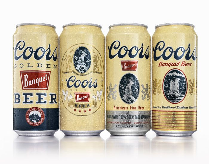 CoorsPackage Design, Packagingdesign, Ads Campaigns, Rocky Mountain, Beer Packaging, Packaging Design, Coors Banquet, Ice Cream, San Francisco