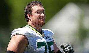 Bryan Bulaga has the respect that matters most