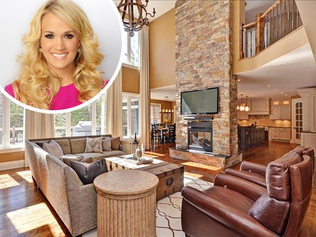 22 best images about carrie underwood house on pinterest for Underwood house for sale