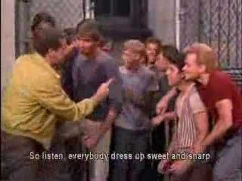 West Side Story-Jet Song