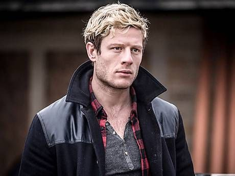 We LOVE Grantchester. James Norton as Tommy Lee Royce, James Norton also plays Sidney Chambers in Grantchester