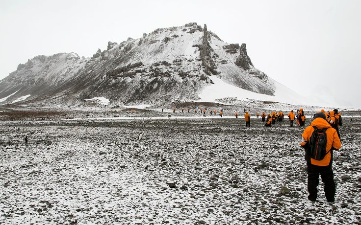 Antarctica - 25 Trips of a Lifetime | Travel + Leisure