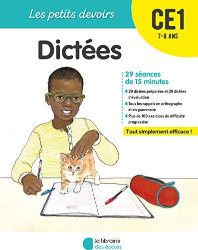 Télécharger Les Petits devoirs - Dictées CE1 PDF Gratuit ...