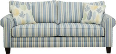 Pineapple Grove Blue Sleeper. $749.99. 88W x 38D x 37H. Find affordable Sleeper Sofas for your home that will complement the rest of your furniture.