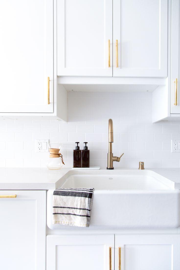Semihandmade Supermatte White Ikea Kitchen
