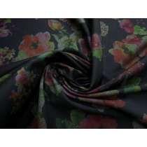 Night Garden Ponte Knit #2374