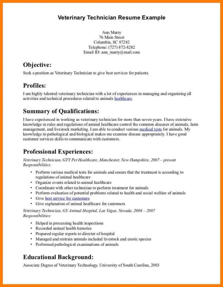 clerk resume objective chic medical records file veterinary assistant samples dental