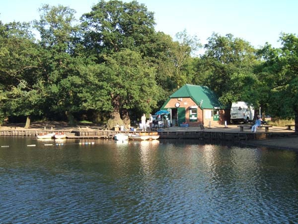 The Boat House, Hollow Ponds, Leytonstone
