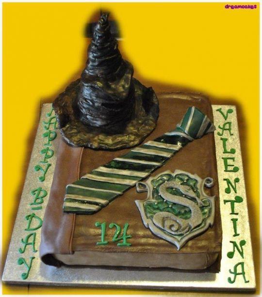 Dream Cakes #cakedesign #harrypotter #cakebook