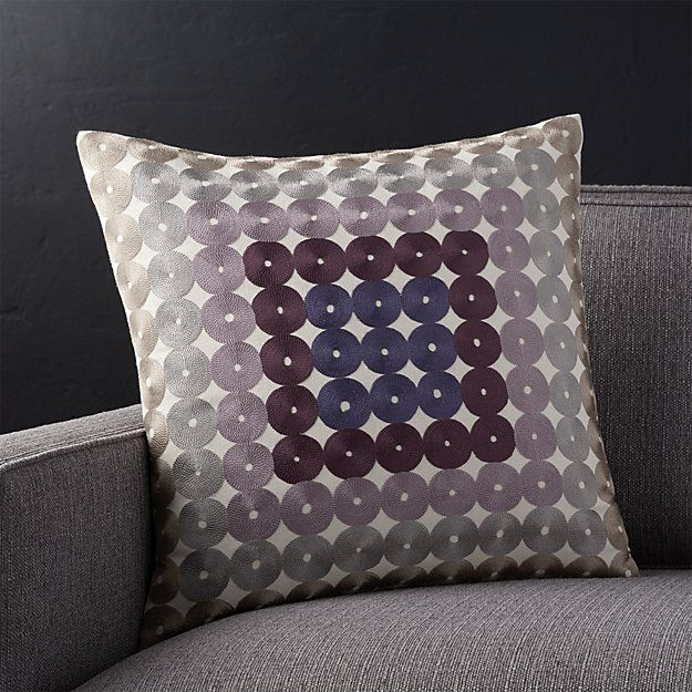shop plush throw pillows in square rectangle and oval shapes from crate and barrel add comfort to your home with featherdown or styles