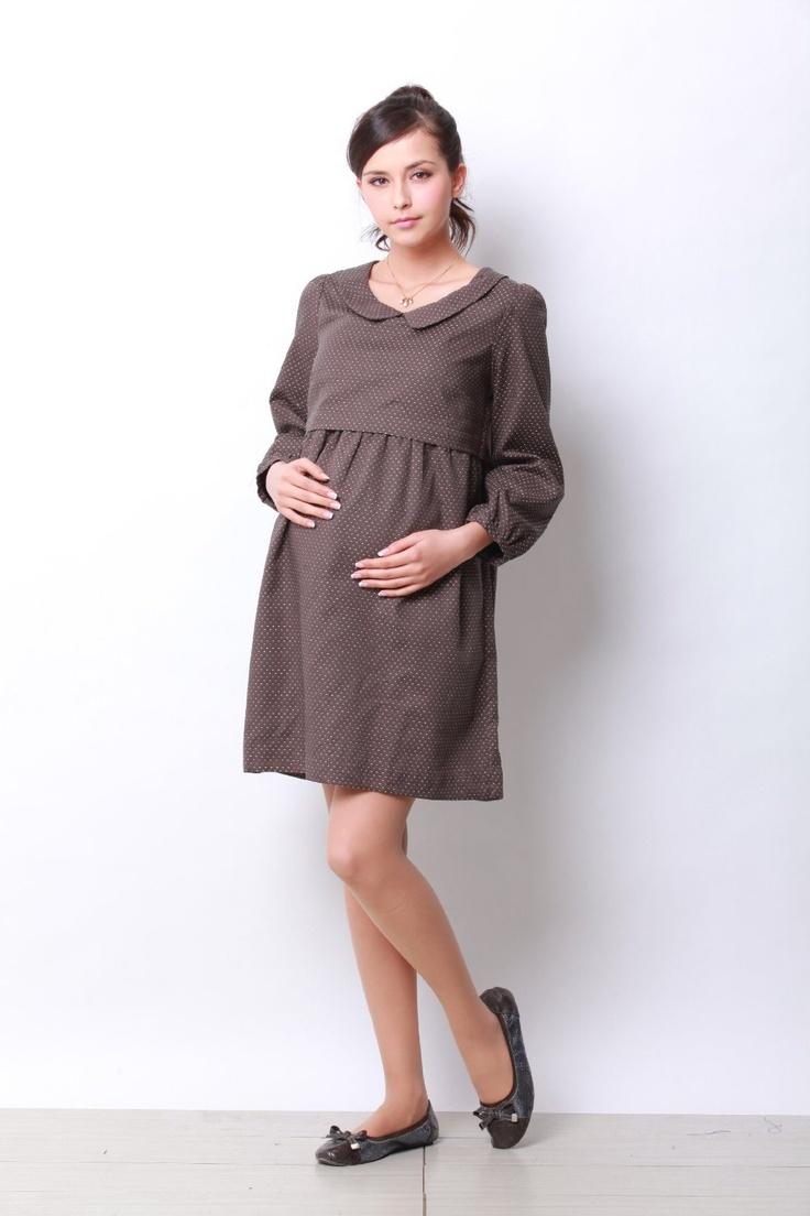 17 best vintage maternity clothes images on pinterest maternity amazon cotton jaguard mini nursing and maternity dress clothing ombrellifo Choice Image