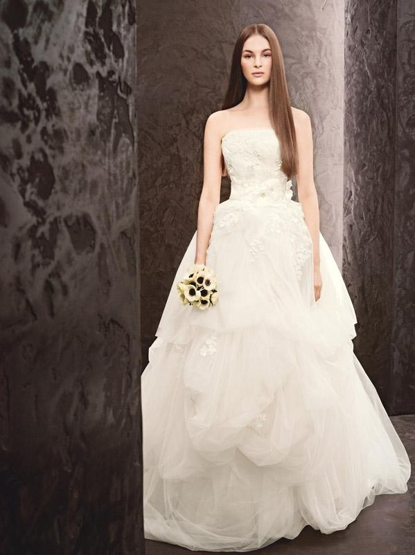 WHITE by Vera Wang   Spring 2013 Collection