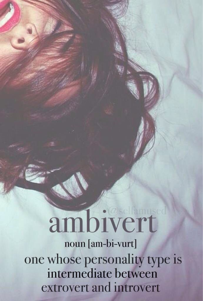 ambivert. Perfect description of me!! I am friendly, like being around people, but peopled not energize me. Sometimes being around people drain me and I recharged being alone! In fact, I like doing things by myself since childhood. I am confident just being me! Most times you'll find me with a non-fiction book reading/learning something new( I do not like tv or anything sappy and fluffy). and I'm NOT a people pleaser at all, never have been.