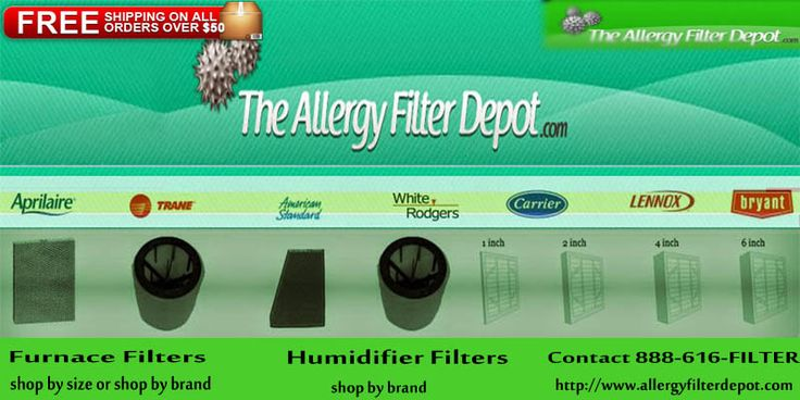 Furnace Filters, Humidifier Filters Find Furnace Filters, Humidifier Filters shop by size or shop by brand at AllergyFilterDepot.com