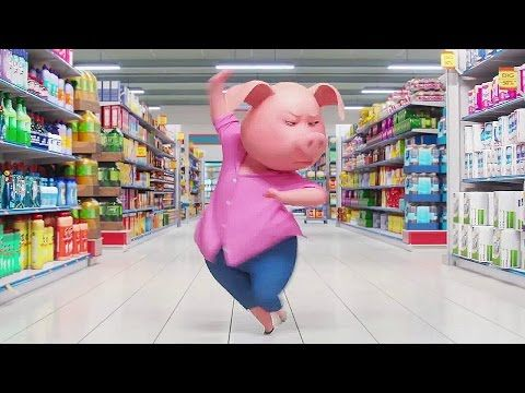 MOANA - Official Trailer #1 (2016) Disney Animated Movie HD - YouTube