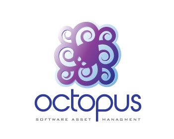 Octopus Software Asset Management at https://www.logoarena.com - logo by CasaRosada