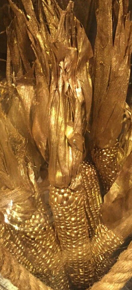 Colour/texture_golden corns