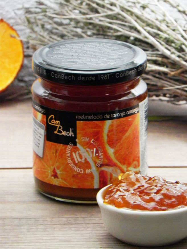 Seville Orange Marmalade  This would definitely make it into my #foodieslarder
