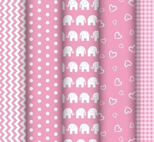 Biele srdiečkana ružovejbavlne.Veľkosť srdiečka 3 3 x 3,5 cm a 5x5,5 cm . Zloženie: bavlna 100%.Šírka: 160 cm. Hmotnosť 140 g/m2, zrážanlivosť 3-