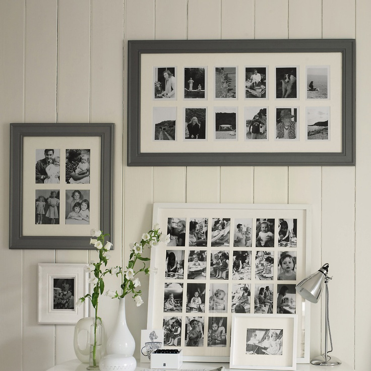 38 best white wooden photo frames images on Pinterest | Home ideas ...
