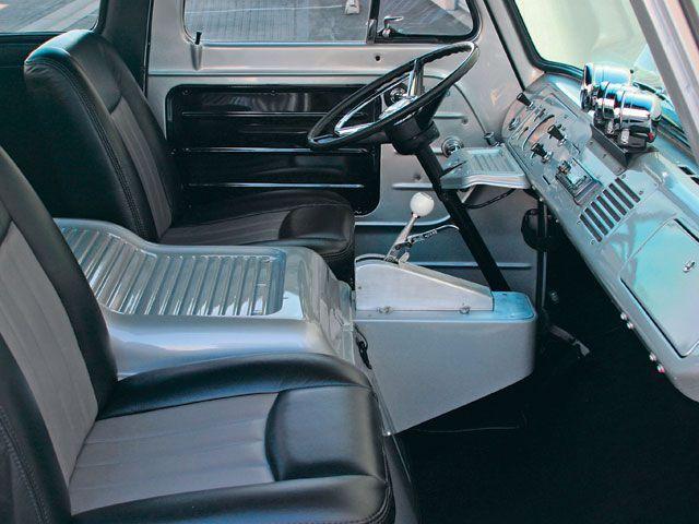 Ford Econoline Pickup Interior Google Search Econoline