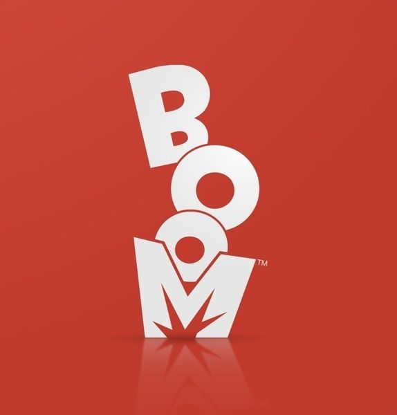 Boom Logo and Identity