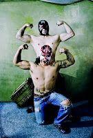 Lucha Britannia! Masked Wrestling Cabaret Siniestro Neo Burlesque London!: