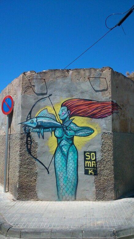 #Streetart Palma de Mallorca Portixol